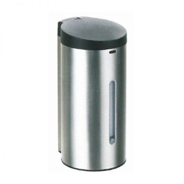 Fumagalli Blue 4400 Electronic Soap Dispenser Used With Hand Dryers